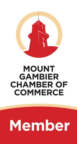Mt Gambier Chamber of Commerce Member Logo