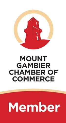 Mt Gambier Chamber of Commerce Member Logo