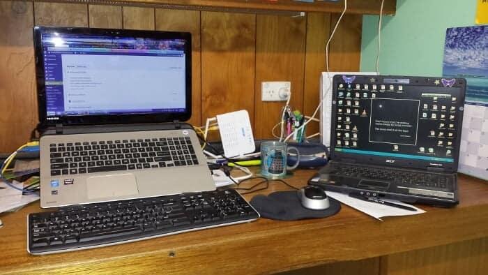 Mount Gambier Website Design Workspace