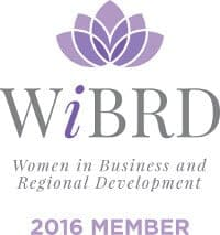 Women in Business and Regional Development logo