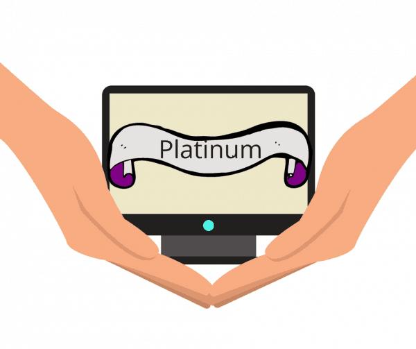WordPress webcare plan platinum