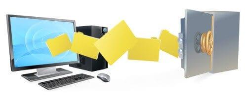 computer safe file backup