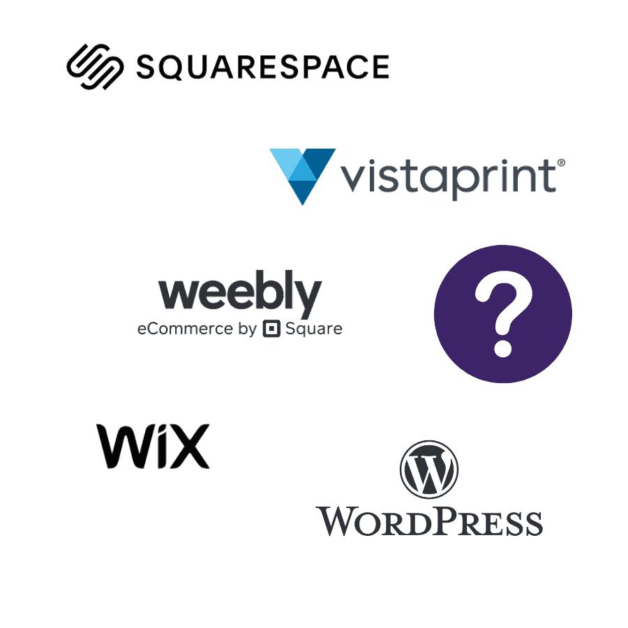 which website platform