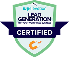 WPE Lead Generation Course