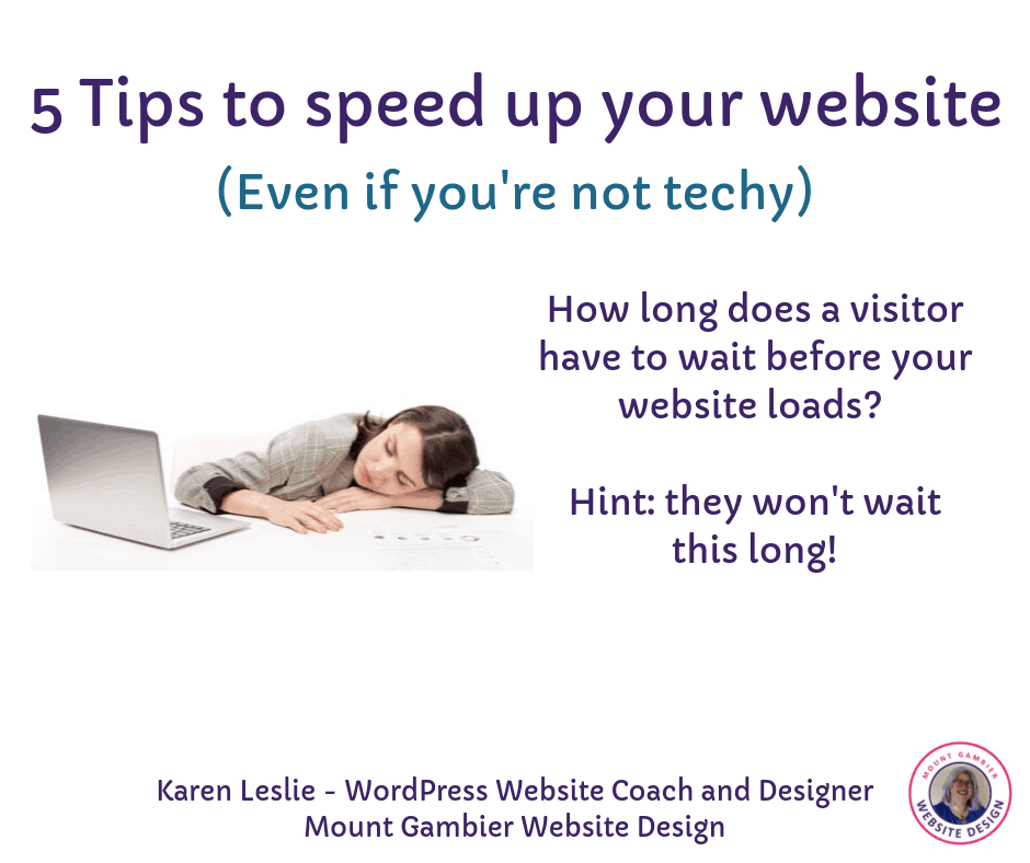 5 tips to speed up your wordpress website
