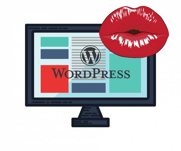 WordPress Website personalised help